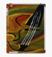 Simplistic Symphony 1 iPad Case/Skin