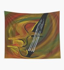 Simplistic Symphony 1 Wall Tapestry