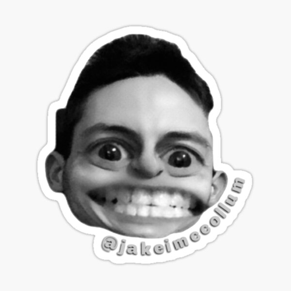 Original Mii Face Sticker