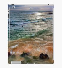 sand and sea love iPad Case/Skin