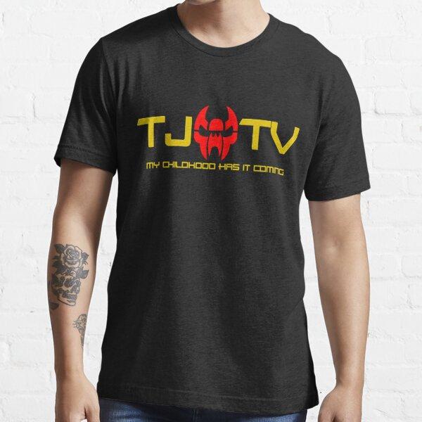 TJ TV T-Shirt Essential T-Shirt