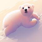 Polar Bear by Tami Wicinas
