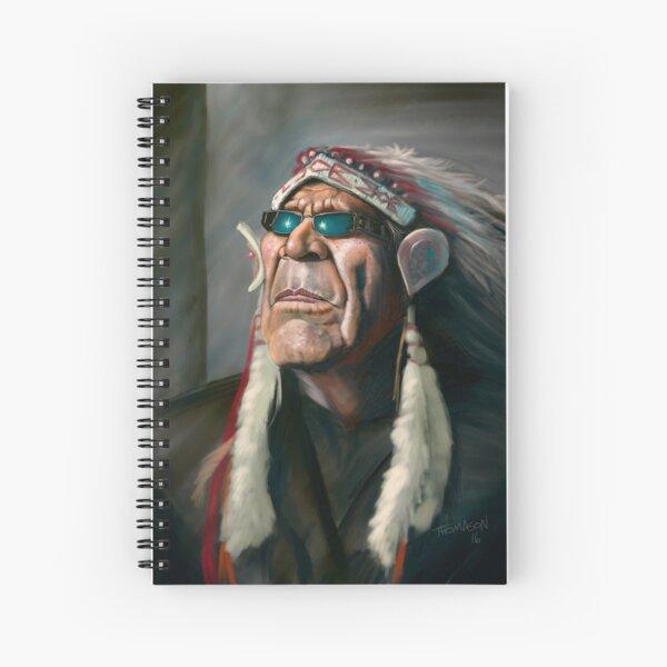 Chief Spiral Notebook