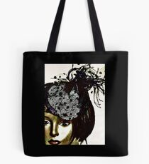 Fashion Gift - Style Warrior - Dollhouse Collection Tote Bag