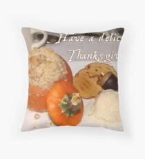 Thanksgiving.... Throw Pillow