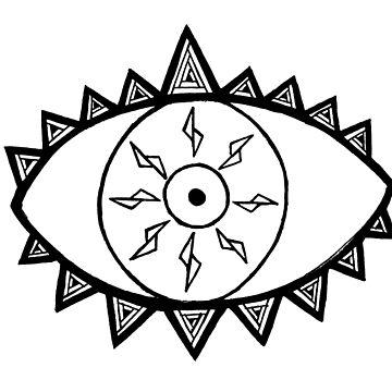Evil Eye by Chiswick