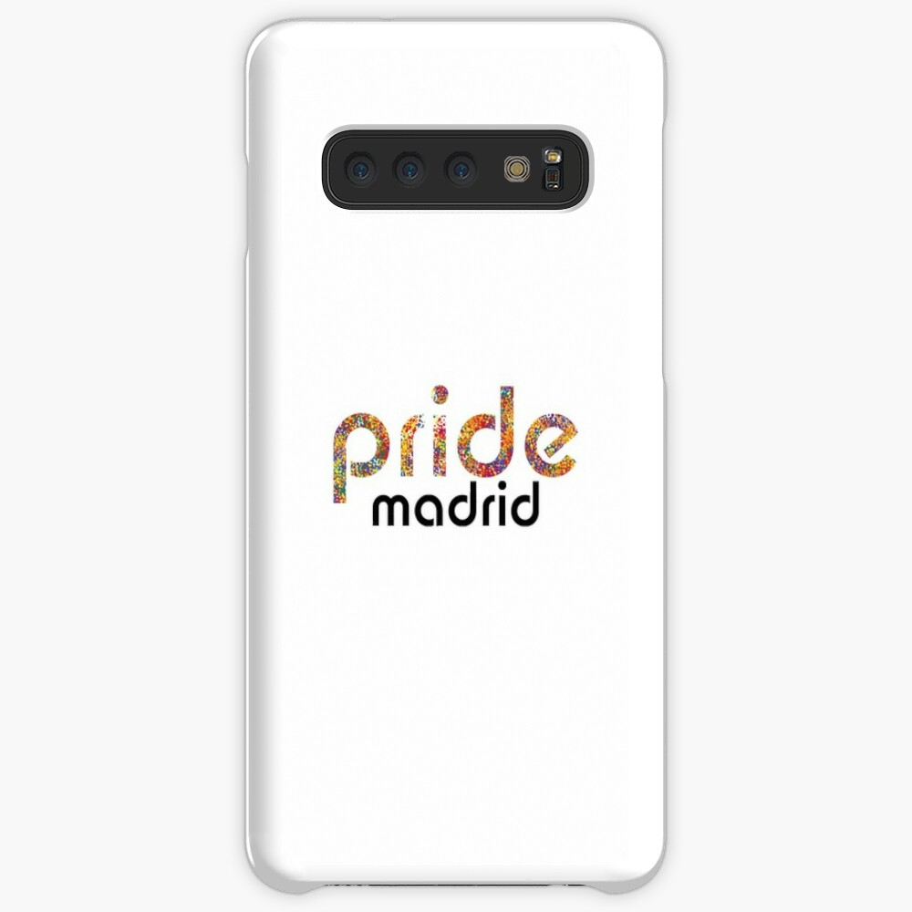 Pride Madrid Case & Skin for Samsung Galaxy