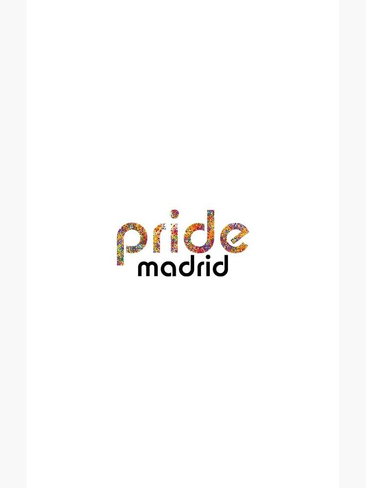 Pride Madrid by lidimentos