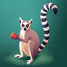 Ring-tailed Lemur by Tami Wicinas