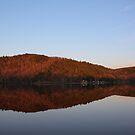 Landscapes: Mirror Lake (Dusk) by tallestrose