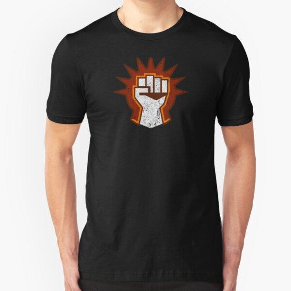 Boros Legion Crest Slim Fit T-Shirt