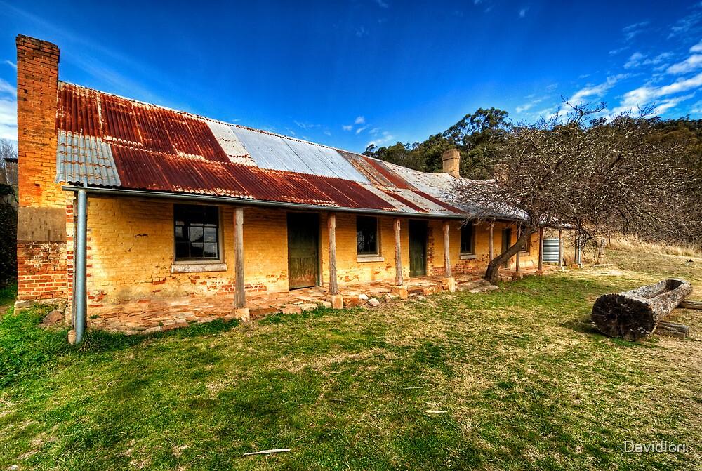 Hartley   Historic Village   Shamrock Inn Cottage 1841 by DavidIori