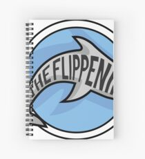 The Flippening Spiral Notebook