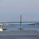 Harbour View-Halifax by Jann Ashworth