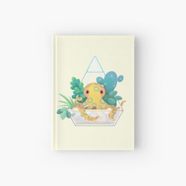 Ocean terrarium - Sea slug Hardcover Journal