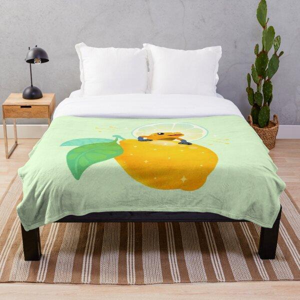 Golden poison lemon sherbet 1 Throw Blanket