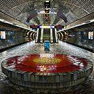 Bay Station Seating by Myron Watamaniuk