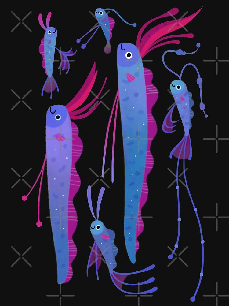 Oarfish by pikaole