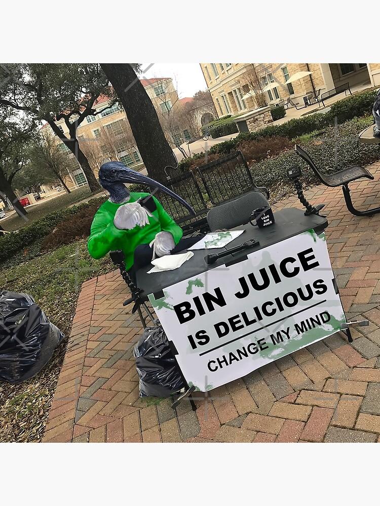 Bin Juice Meme by LukeRosenberg