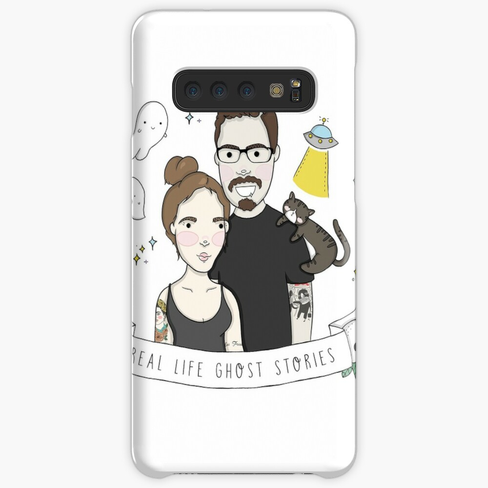 Real Life Ghost Stories Podcast Case & Skin for Samsung Galaxy