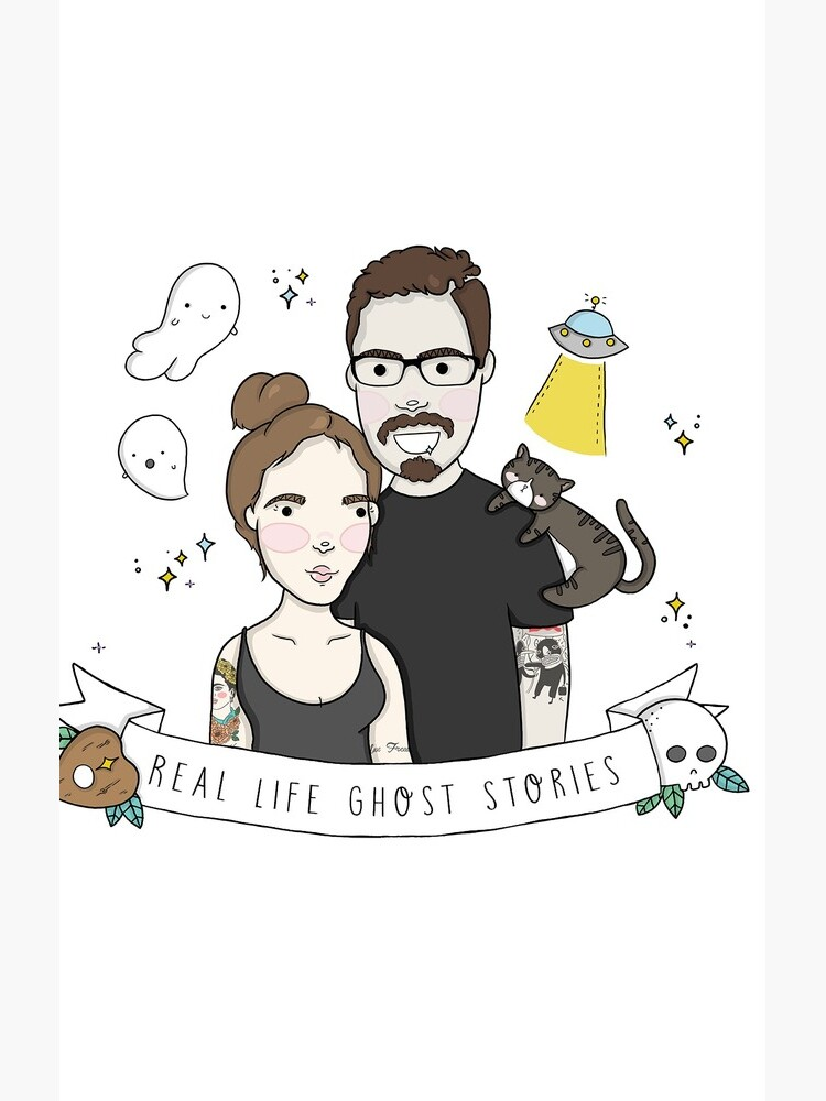 Real Life Ghost Stories Podcast by RealGhostPod