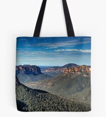 Grose Valley | Blue Mountains Australia | Govetts Leap Tote Bag