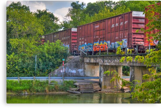 Tagged Train Cars by ECH52