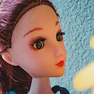 Doll photo, brown eyed girl by vannaweb