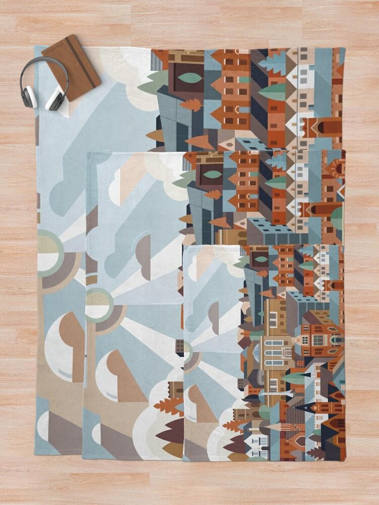 Alternate view of Harborne Throw Blanket