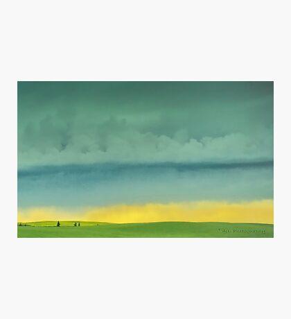 Alberta Fields Photographic Print