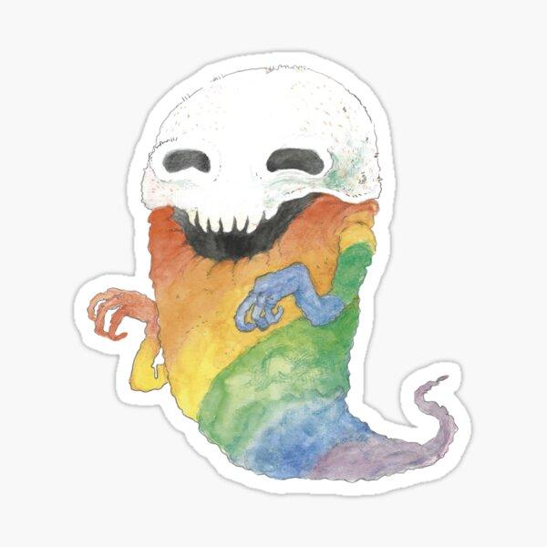 Gaysper Sticker