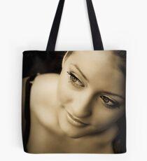 Laine in Sepia Tote Bag
