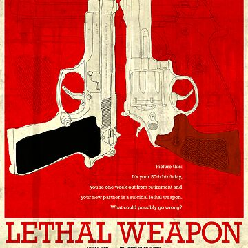 LETHAL WEAPON by Riggs