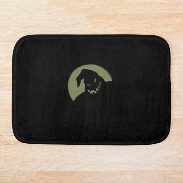 Nightmare Before Christmas Ooggie Boogie Bath Mat