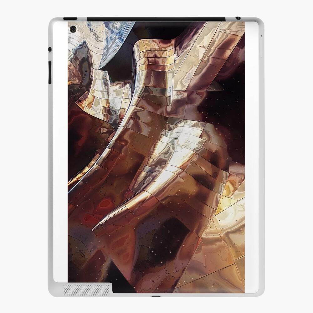 Sheet Metal In Space iPad Cases & Skins