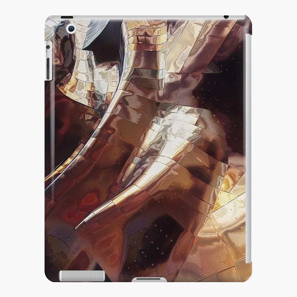 Sheet Metal In Space iPad Case & Skin