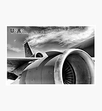 US Air Force KC-10 Extender Aircraft Photographic Print