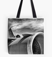 US Air Force KC-10 Extender Aircraft Tote Bag