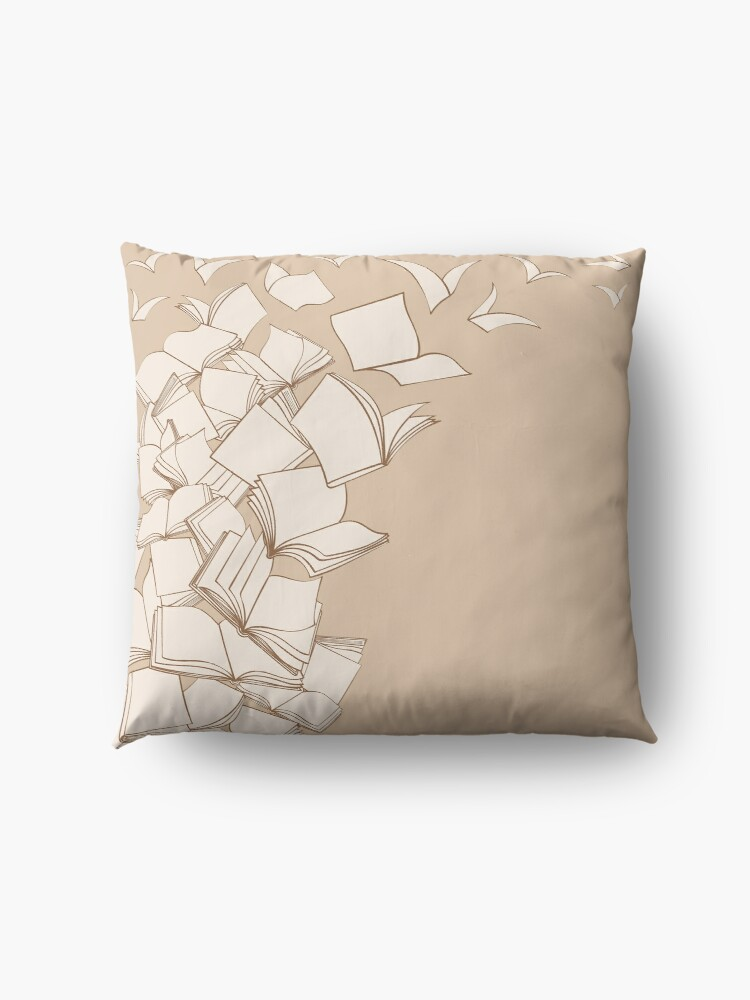 Alternate view of Books Floor Pillow