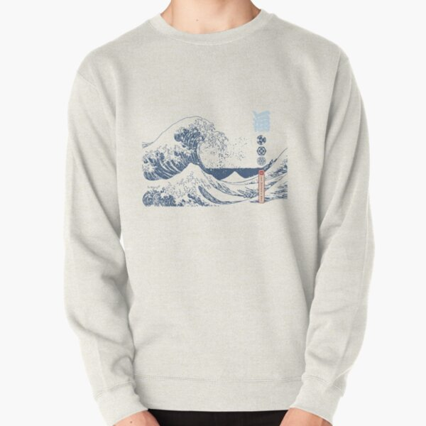 La Grande Vague de Kanagawa Sweatshirt épais