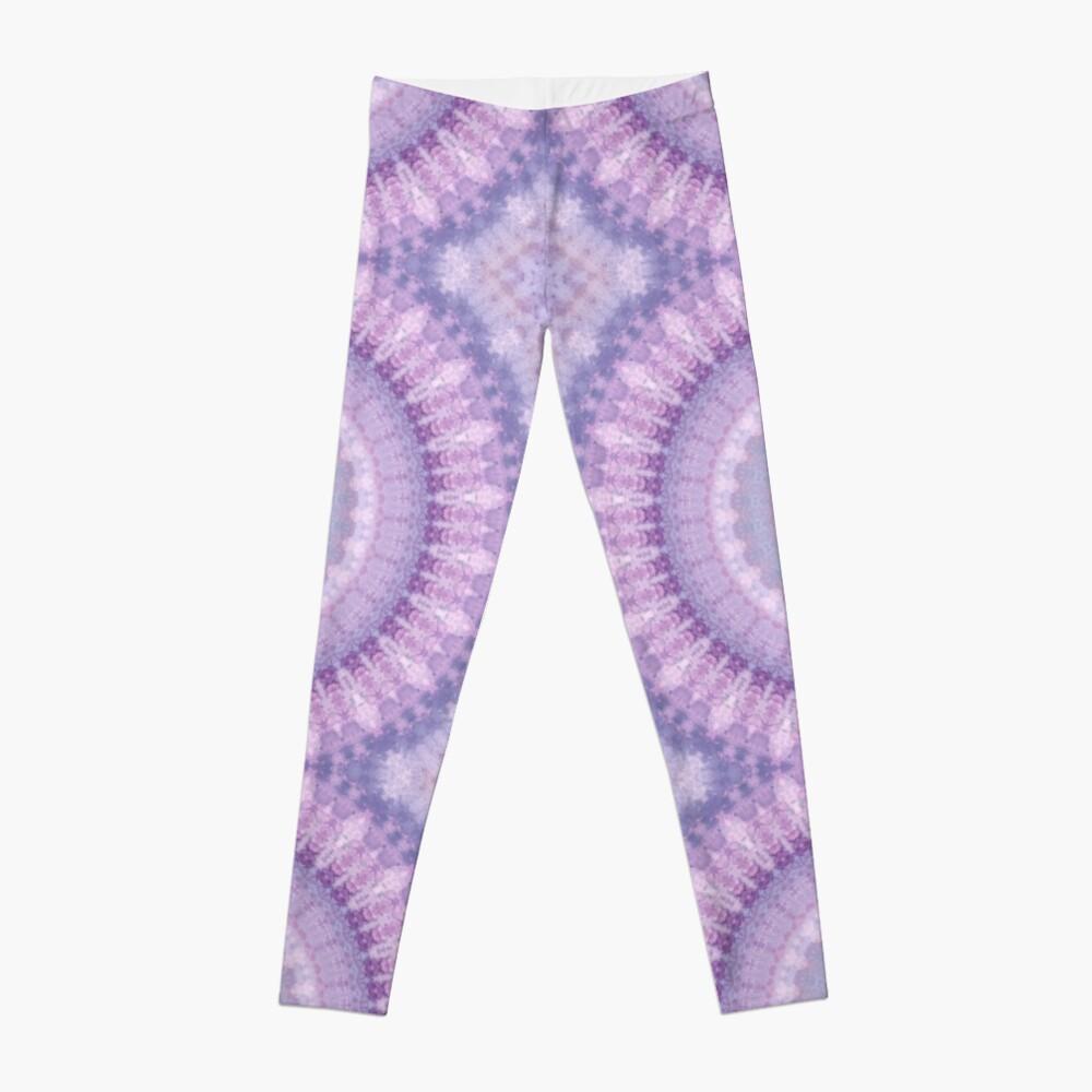 Lilac Kaleidoscope Leggings