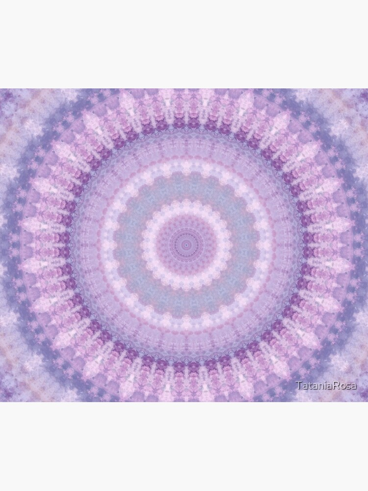 Lilac Kaleidoscope by TataniaRosa