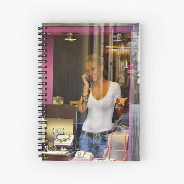 jewellery Spiral Notebook