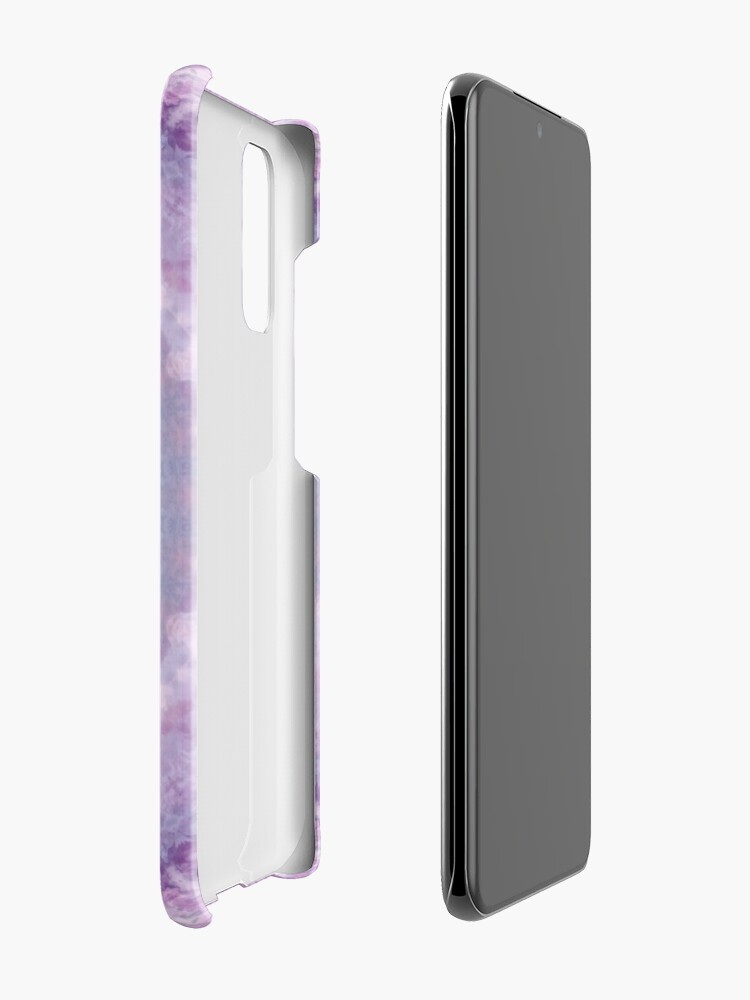 Alternate view of Lilac Kaleidoscope Case & Skin for Samsung Galaxy