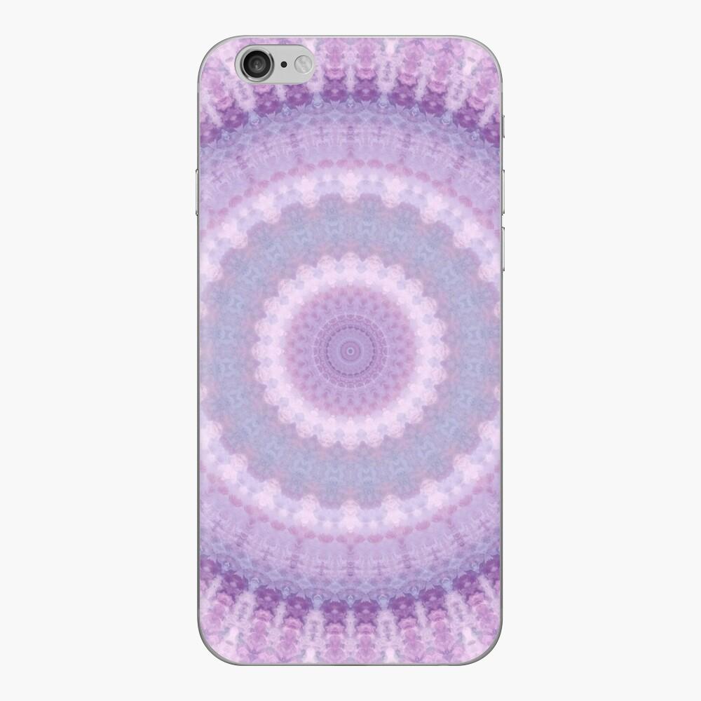 Lilac Kaleidoscope iPhone Skin