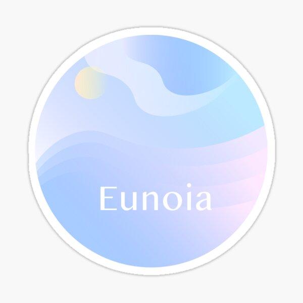 Eunoia Sticker
