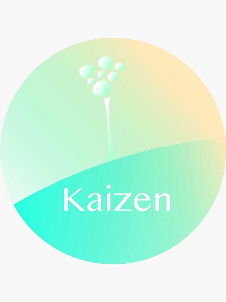 Kaizen by stephsmithio