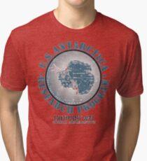 OUTPOST #31 Tri-blend T-Shirt