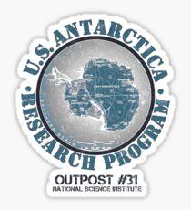OUTPOST #31 Sticker