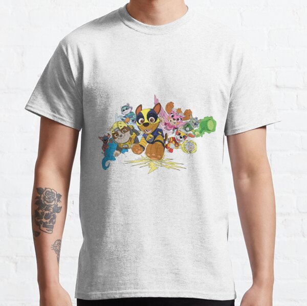 The Mighty Pups Classic T-Shirt